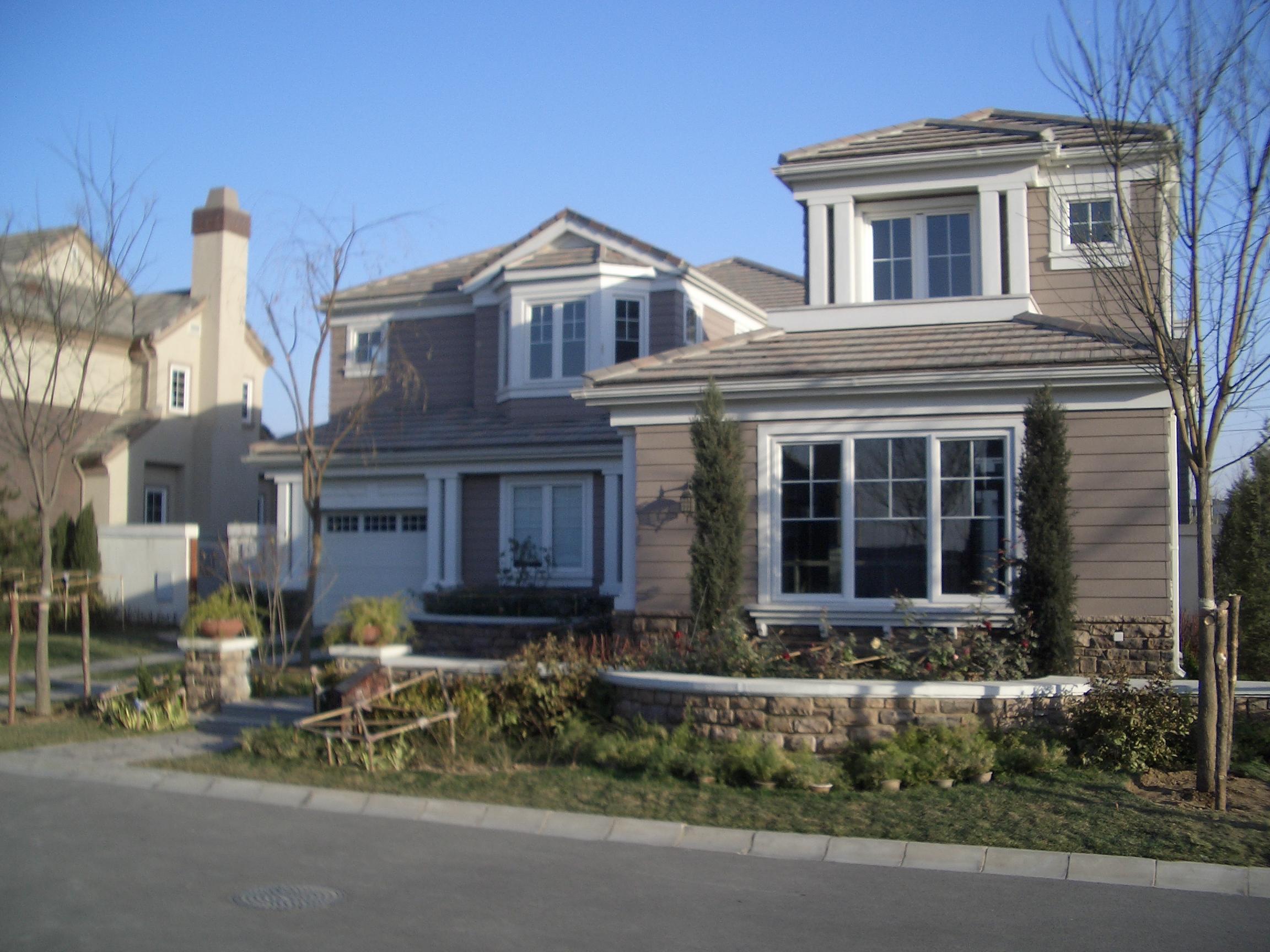 别墅- 天津断桥铝门窗厂家,铝包木定做厂家,铝木门窗